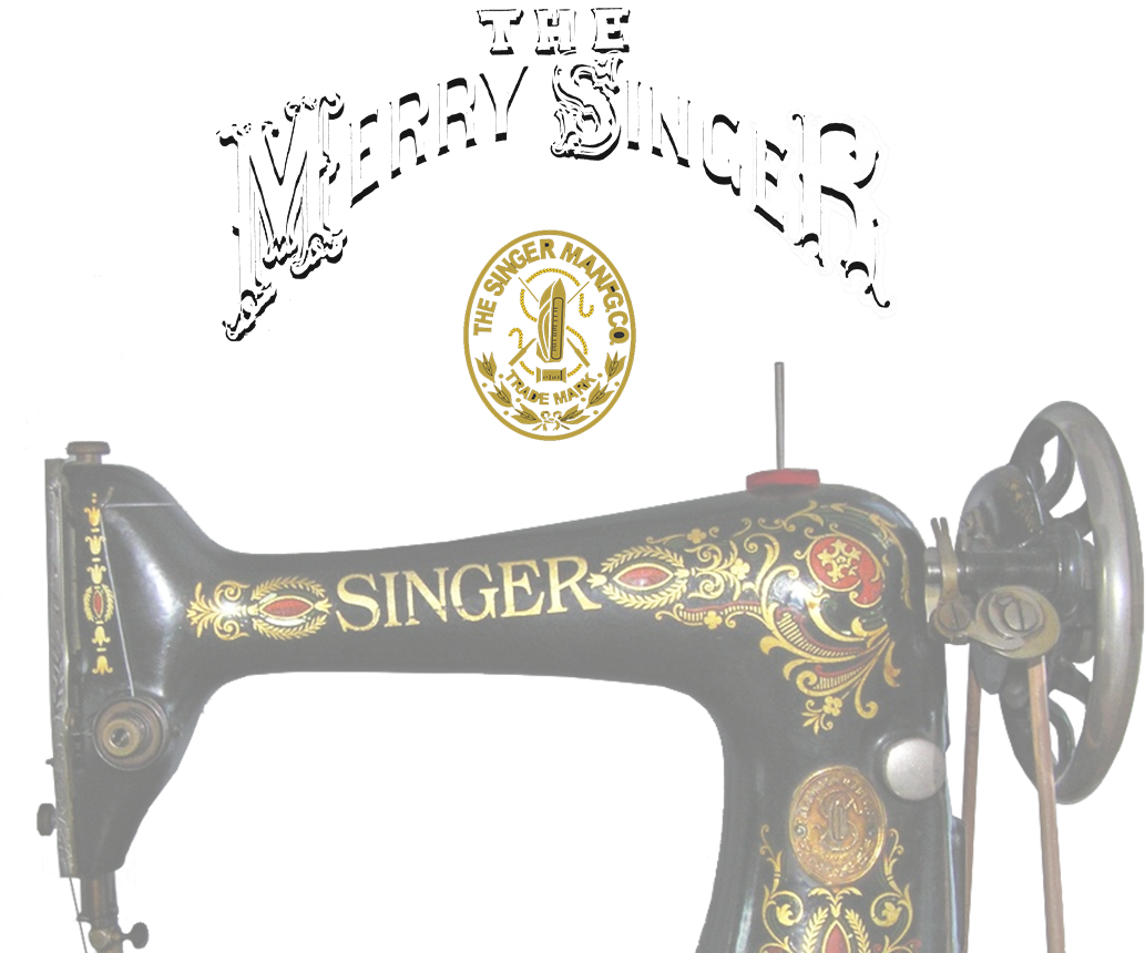 History - Singer Sewing Machine