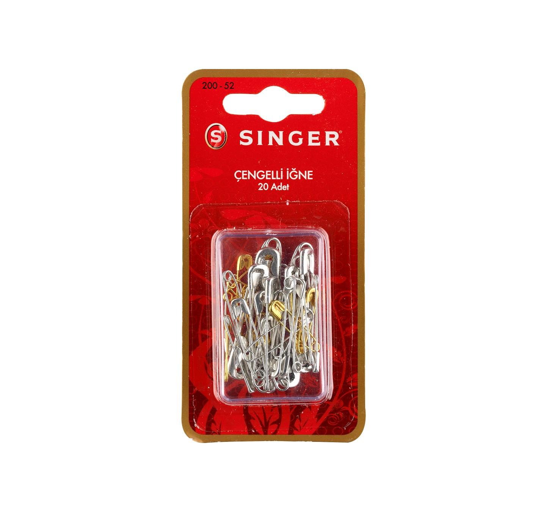 SINGER 200-52 SAFETY PINS