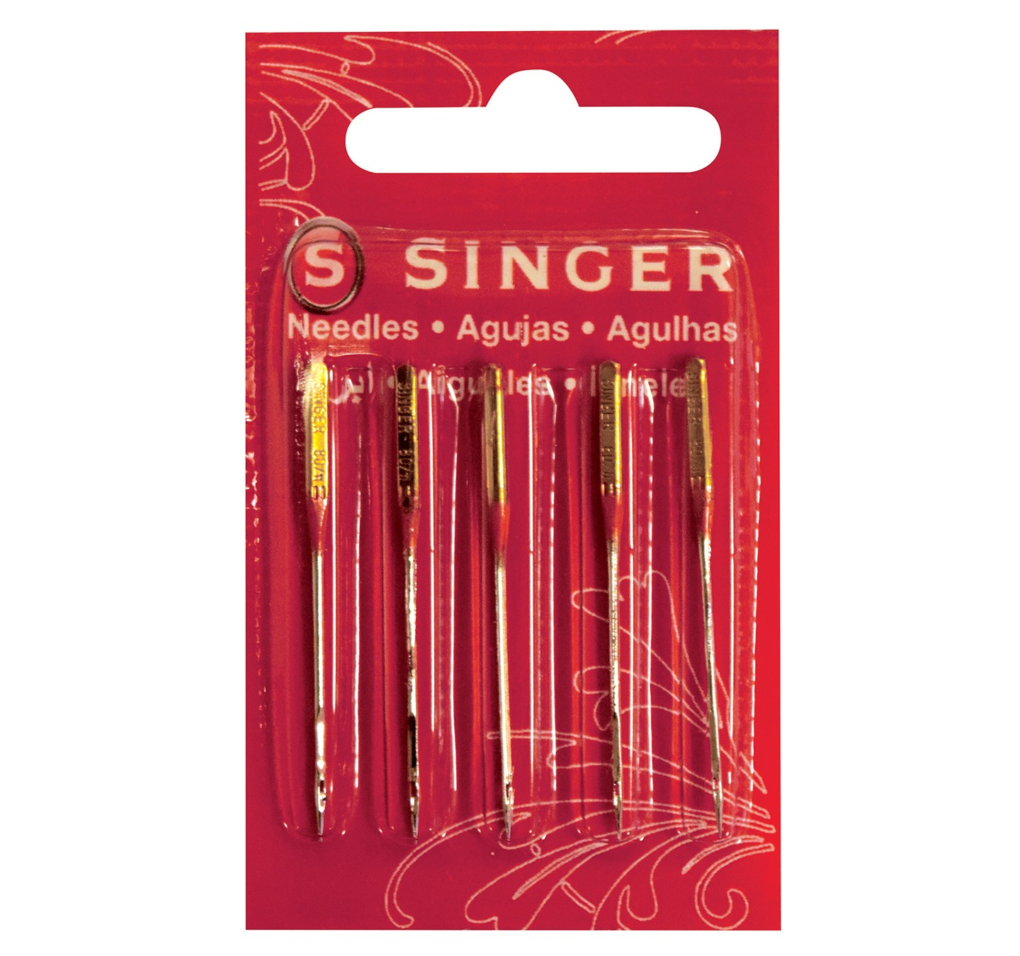 SINGER 2045 - 11 BALL POINT NEEDLE