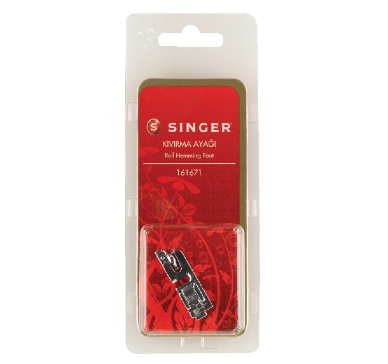 SINGER ROLL HEMMING FOOT - 161671-1-BLS