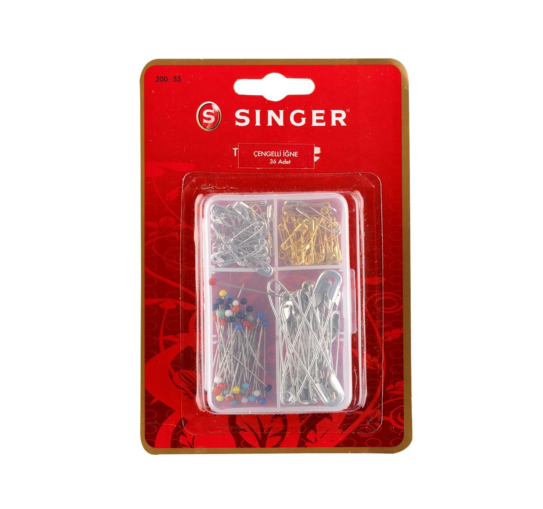 SINGER 200-55 ASSORTED NEEDLE SET