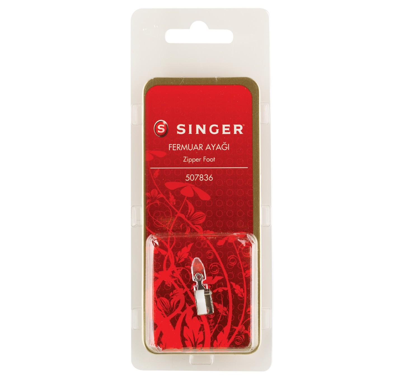 SINGER ZIPPER FOOT - 507836-BLS