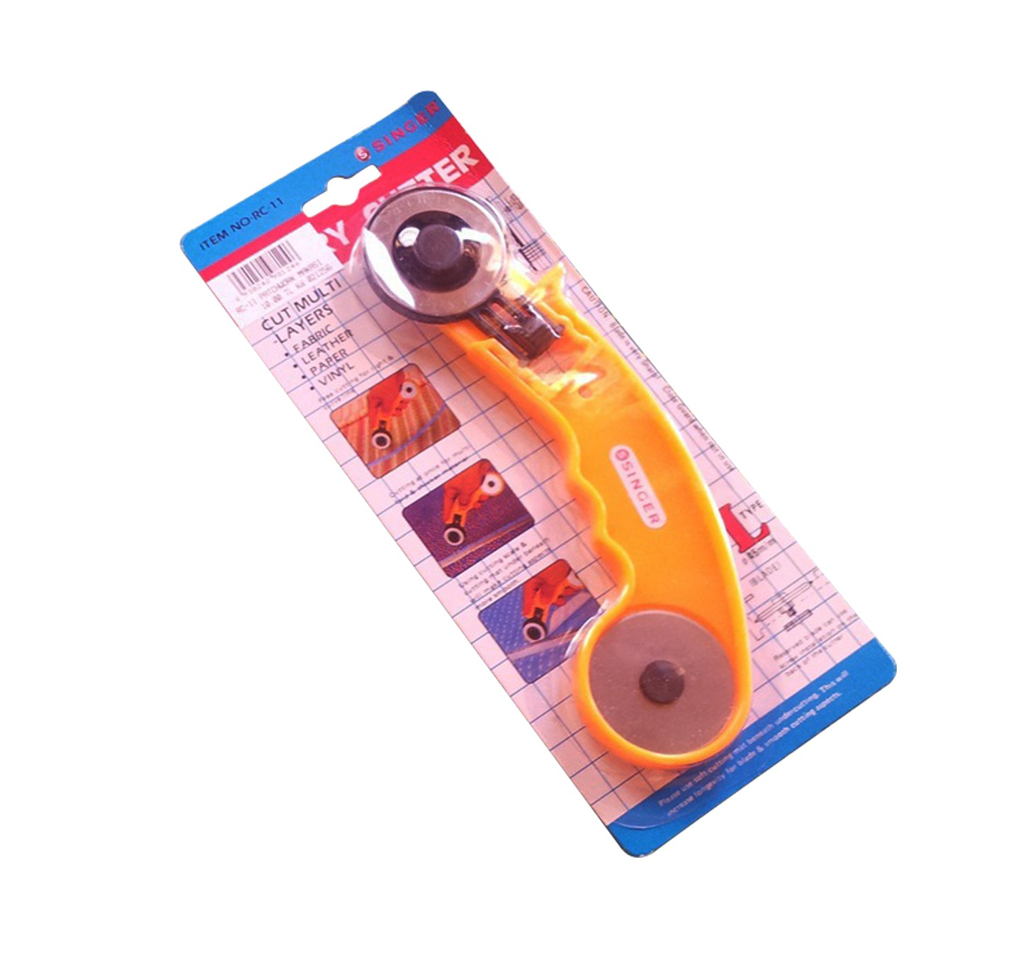 SINGER RC - 11 PATCHWORK ROTARY CUTTER