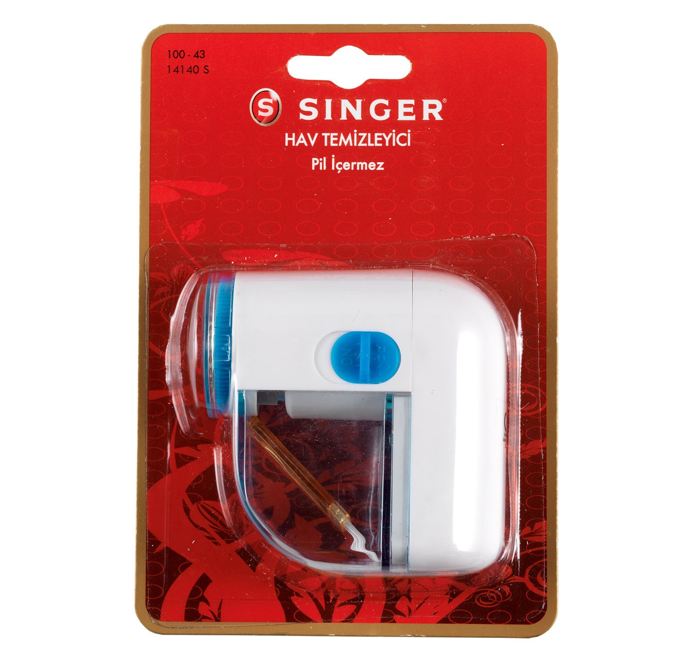 SINGER 100-43 FUZZY REMOVER
