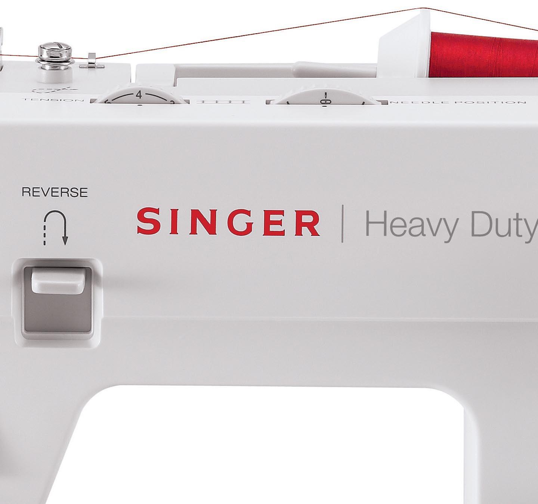 SINGER HEAVY DUTY 5523